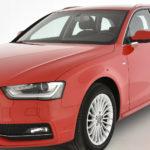 L'usato Audi di Percar si fotografa con la Gabbia di Luce Autopreview
